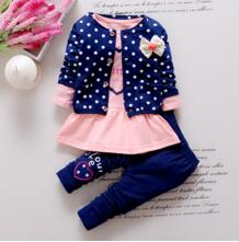 Baby Girl - Polka Dot outfits