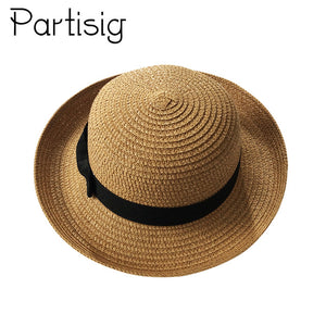 Baby Girl - Straw Hat