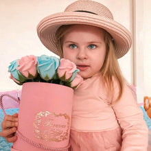 Load image into Gallery viewer, Baby Girl - Straw Hat