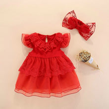 Load image into Gallery viewer, Baby Girl - Casual Dress