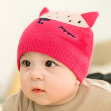 Load image into Gallery viewer, Baby - Fox Hat