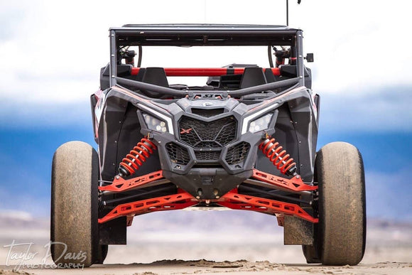 HCR Suspension CAN-AM Maverick X3 X RS OEM Factory Replacement Kit/ XDS Long Travel Kit