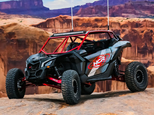 HCR Racing Can-Am Maverick X3 X RS OEM Factory Replacement Kit Release