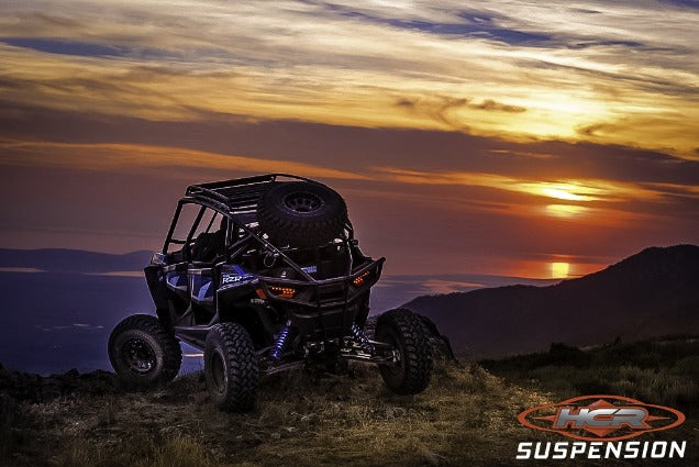 HCR Racing RZR-04600 Polaris RZR 1000 S Long Travel Suspension Kit