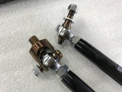 Desert Series Extra Duty Tie Rods - Polaris Turbo S