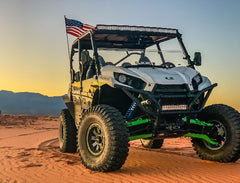 Kawasaki Teryx Gen II/T4 Long Travel Moab Edition Suspension Kit