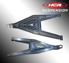 HCR Racing RZR-06300-1 Turbo S Dual Sport OEM Replacement Front Control Arms