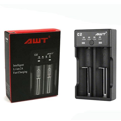 AWT C2 Charger 2 Bay