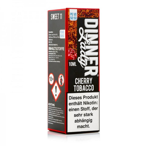 Dinner Lady - Tobacco Series - Cherry Tobacco 11/11