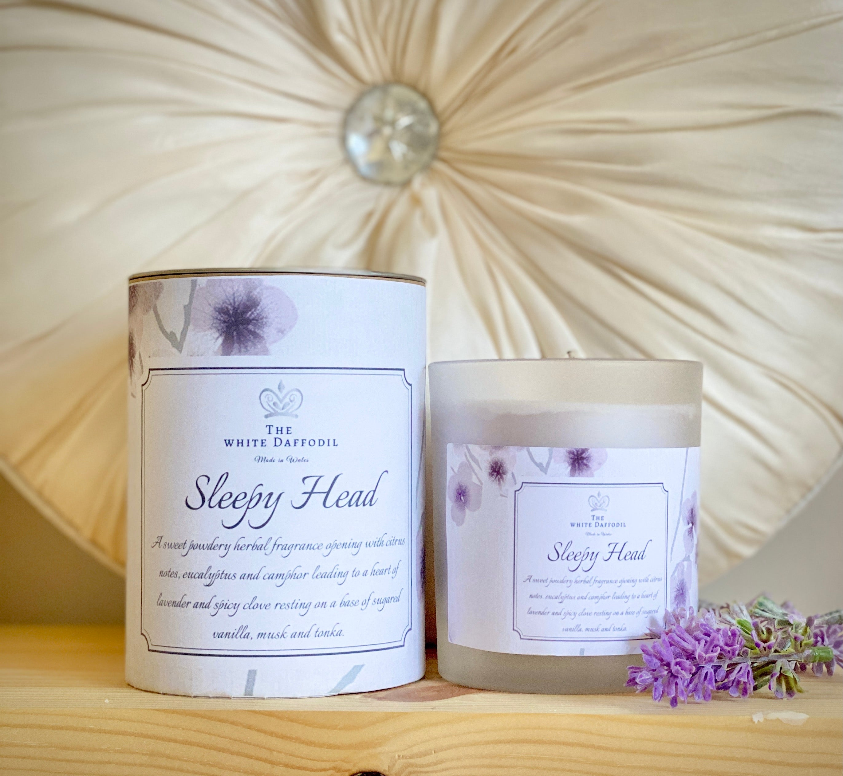 Sleepy Head (NEW SCENT)
