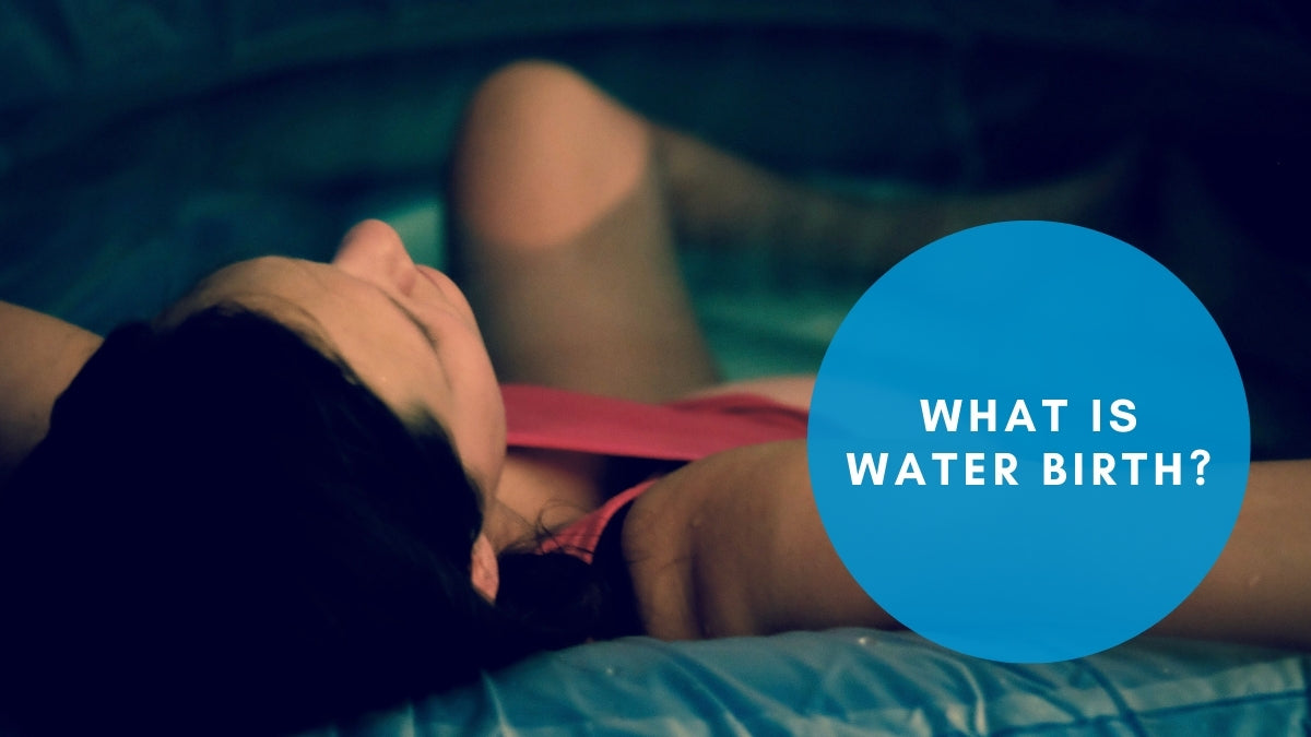 What is waterbirth banner