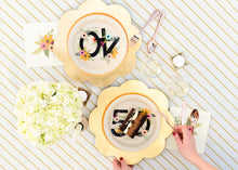Load image into Gallery viewer, 50 is Beautiful Birthday Party Plates