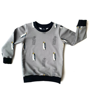 Little Penguins Jumper Full pattern