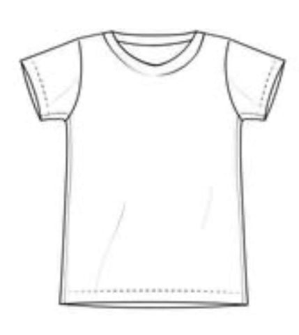 Neon Party T-shirts Full Pattern