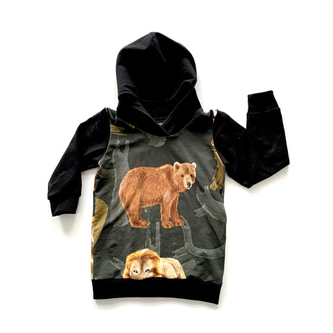 Grrr! Bear Hoodies