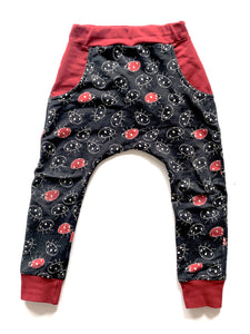 Ladybirds Harem Pants Full Pattern