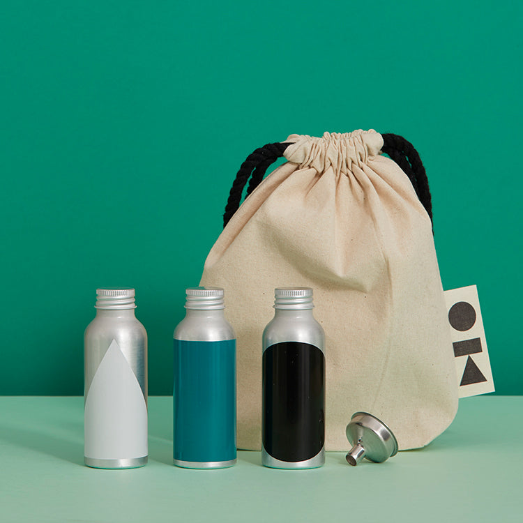 shapes travel basics kitbag
