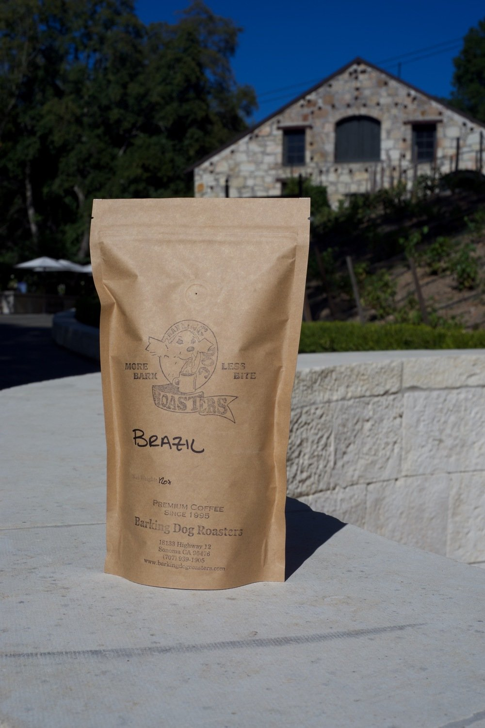Brazil - Dulce - Barking Dog Roasters