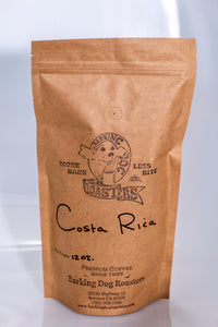 Costa Rica - Monte Crisol - Barking Dog Roasters