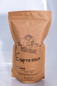 Espresso - Barking Dog Roasters