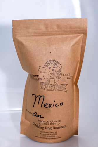 Mexico - Pluma Peñas Negras - Barking Dog Roasters