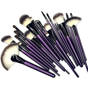 Purple Tulip Brush Set - shoppingandfreebies