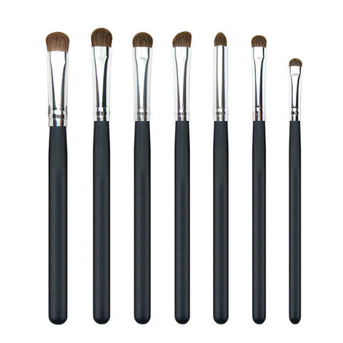 7 Piece Eyeshadow Blending Brush Set - shoppingandfreebies
