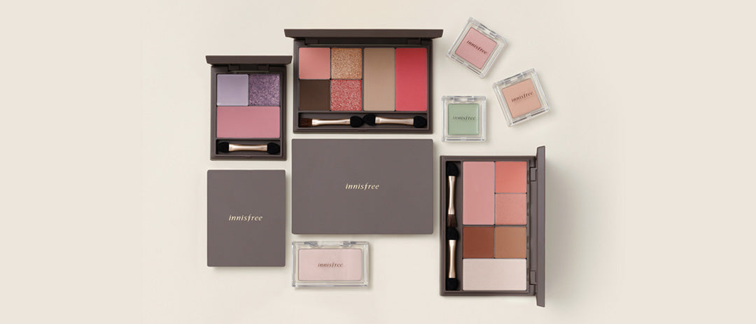 my palette matte eyeshadow by innisfree korean beauty brand