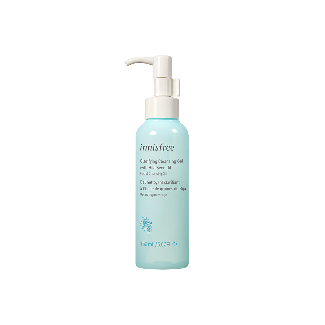 Clarifying cleansing gel