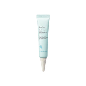 Clarifying spot serum