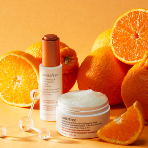 Brightening & pore-caring sleeping mask