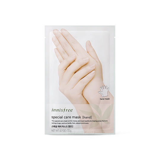 Special care mask-hand