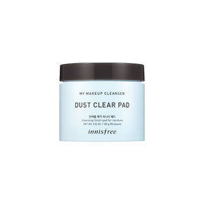 My makeup cleanser dust clear pad