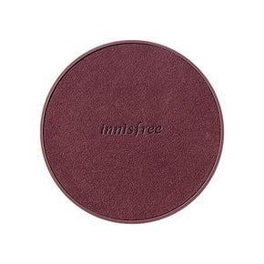 Premium compact case_Suede royal plum