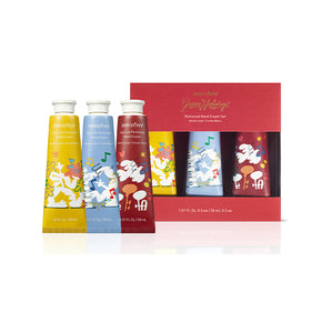 Green Holidays Perfumed hand cream set