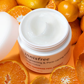Brightening & pore-caring cream