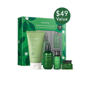 Hydration Heroes Set with Green Tea ($49 value)