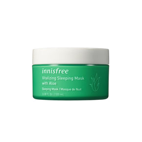Vitalizing sleeping mask