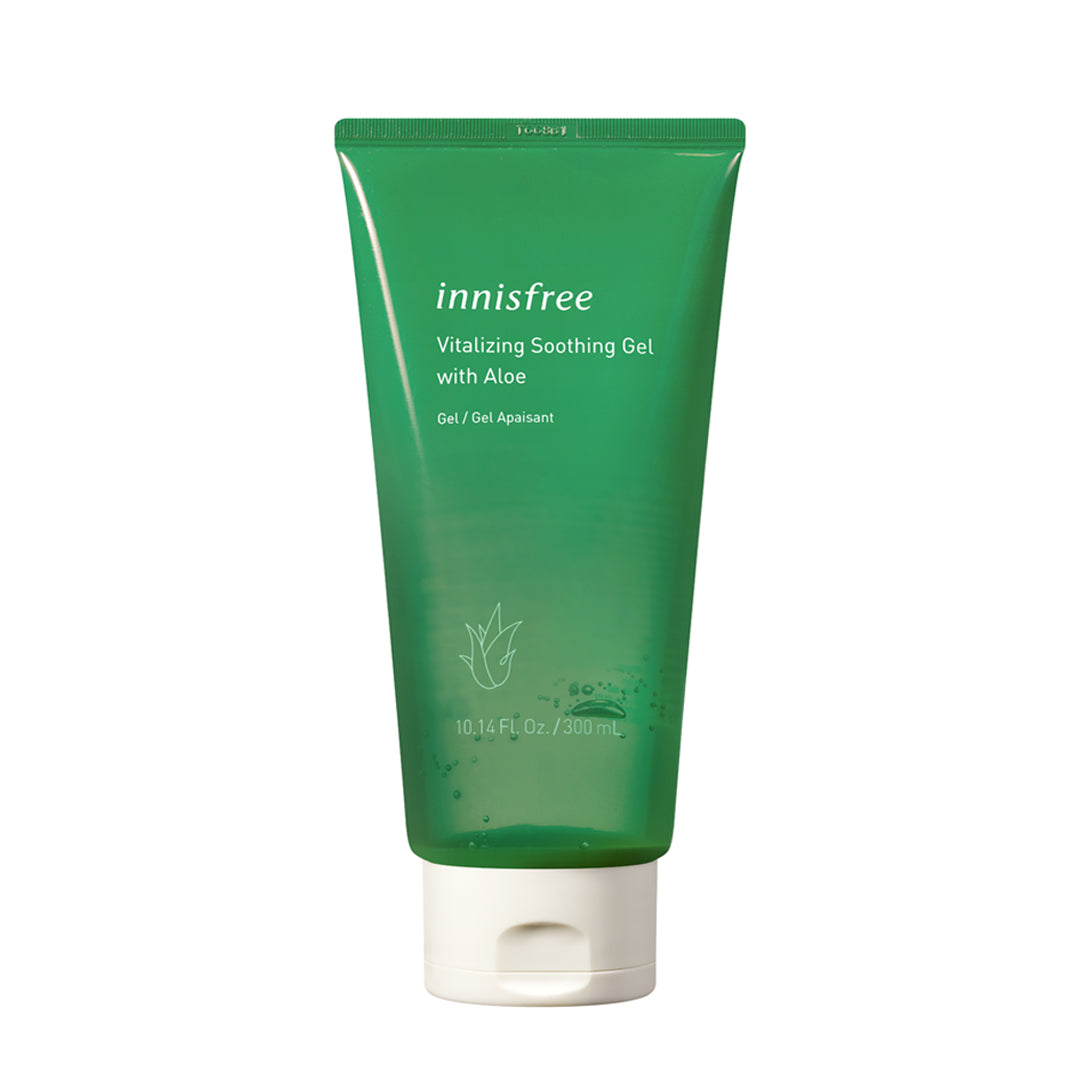 Vitalizing soothing gel