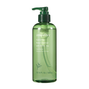 Hydrating body cleanser