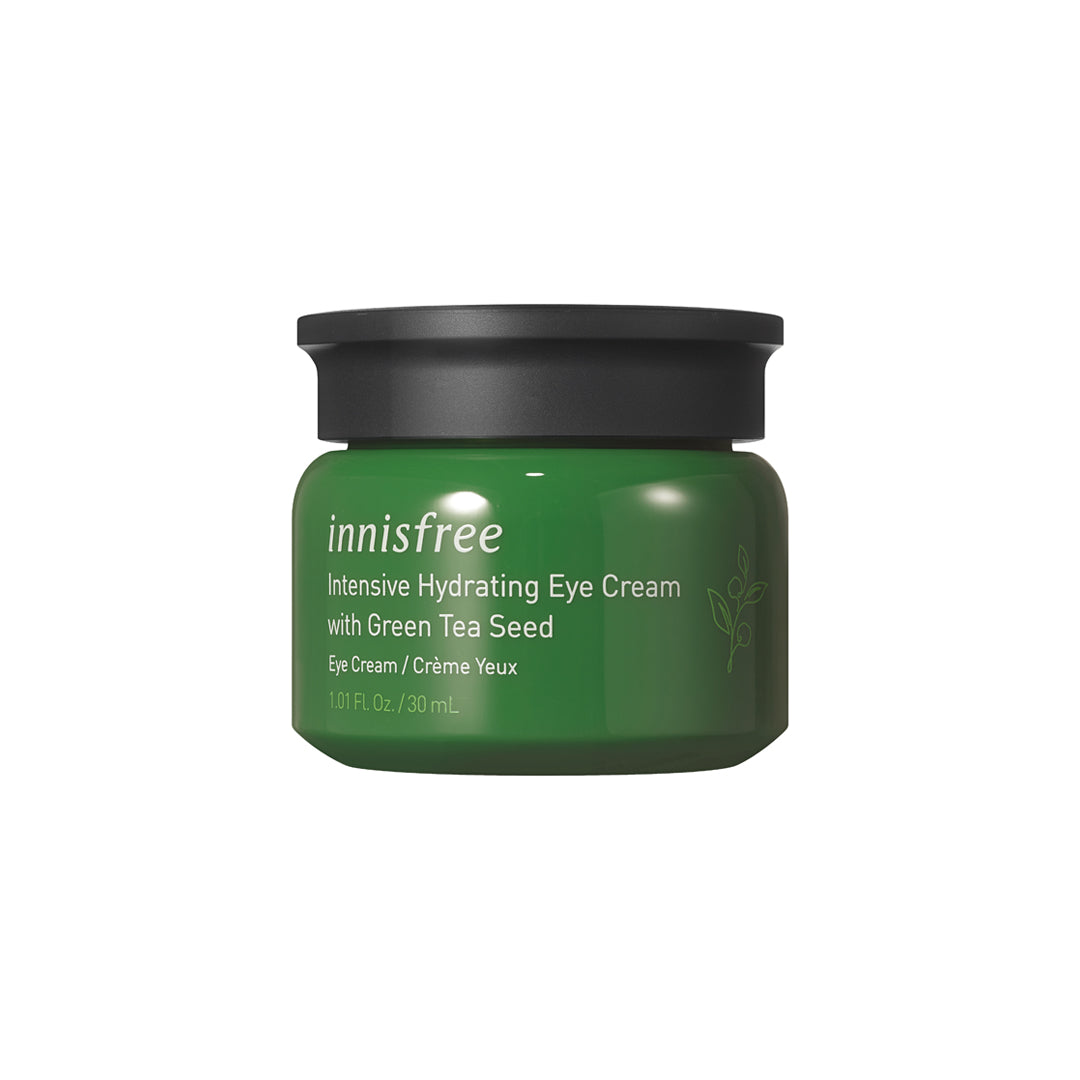 Intensive hydrating eye cream