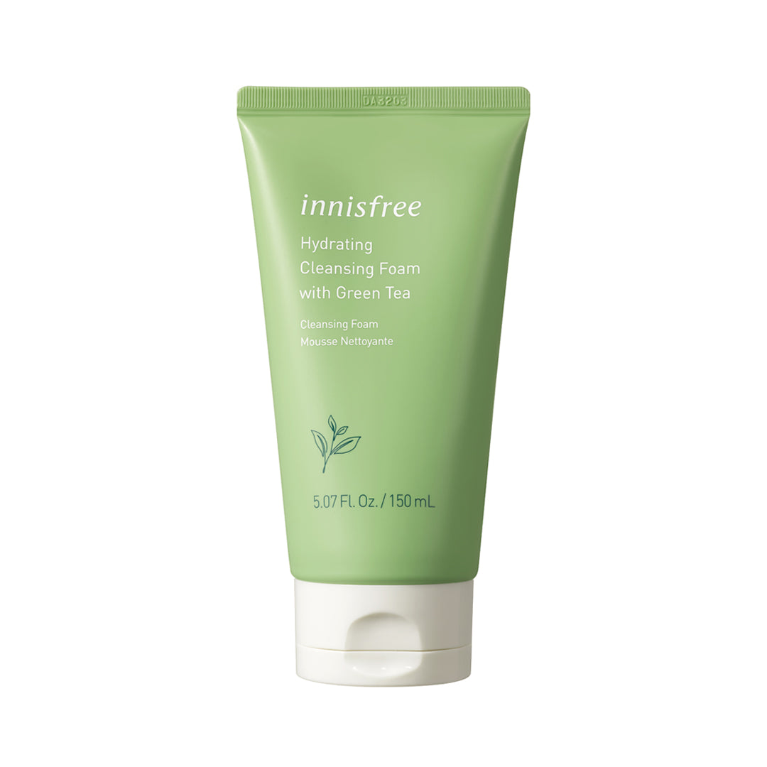 Hydrating cleansing foam