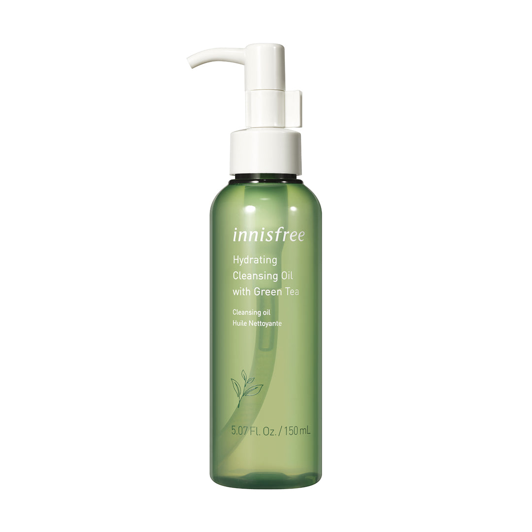 Hydrating cleansing oil