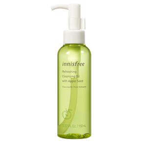 Refreshing cleansing oil