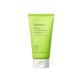 Refreshing deep cleansing foam