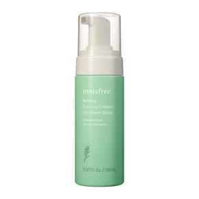 Refining foaming cleanser