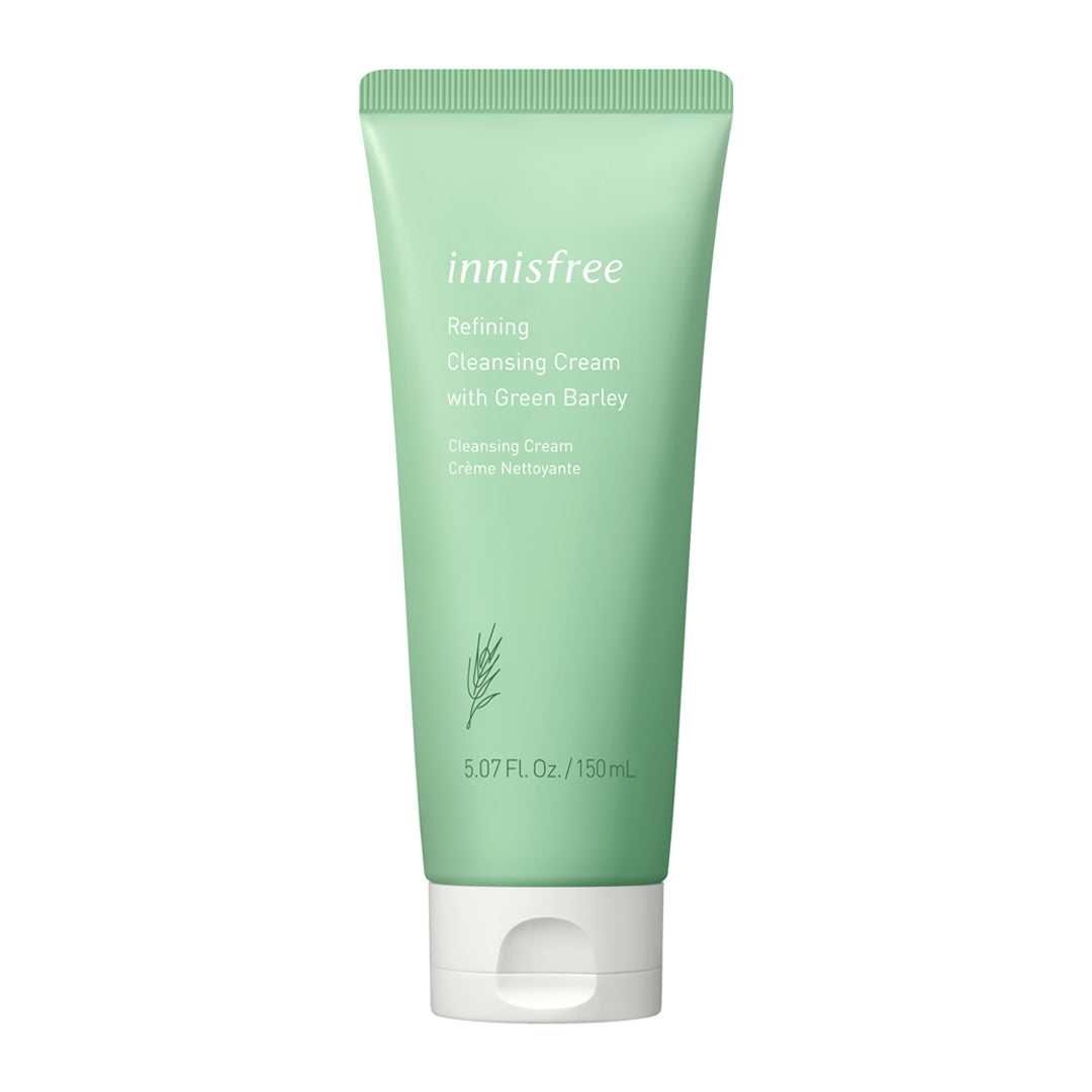 Refining cleansing cream