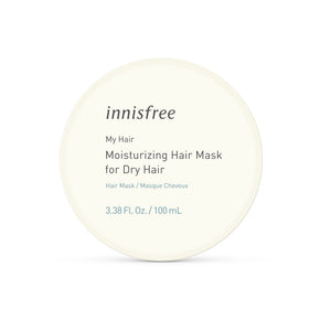 My hair moisturizing hair mask [for dry hair]
