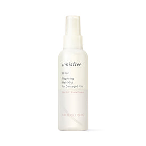 My hair repairing hair mist [for damaged hair]