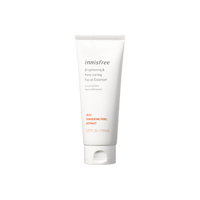 Brightening & pore-caring facial cleanser